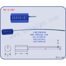 Tamper proof Seal BG-G-002