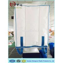 plastic pp big bags jumbo bag scrap livraison big bag gravier fibc liners 105x105x240cm
