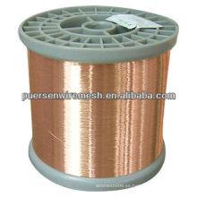 Alambre de latón alambre de cobre