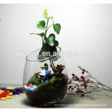 Fashion Vase Crystal Flower Vase Glass Vase For Table Decoration