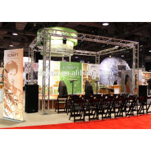 Trade show exhibition display booth used trade show booths display stand