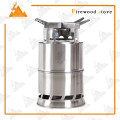 Portable Foldable Outdoor Camping Wood Burning Stove