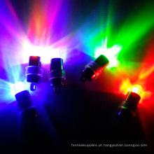 Luzes piscando impermeáveis submergíveis do diodo emissor de luz mini para a lanterna de papel
