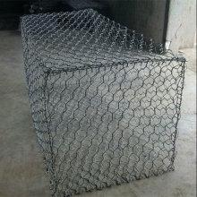 Hot Dipped galvanizado cesta Gabion