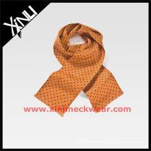 Cachecol de lenço de seda 2013 AW 100% de moda