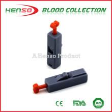 Хенсо-кнопочный активированный предохранительный ланцет