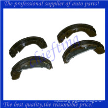 1605056 1605812 1605910 1605929 1605953 1605042 90542863 NP1464 for opel daewoo vauxhall brake shoe