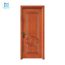 2021 New design inside door China good quality wood veneer door interior wooden door GO-G23