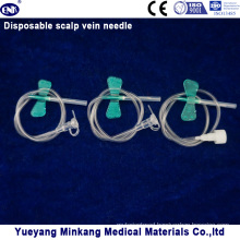 Disposable Intravenous Scalp Vein Needle with Butterfly Wing (ENK-TPZ-013)