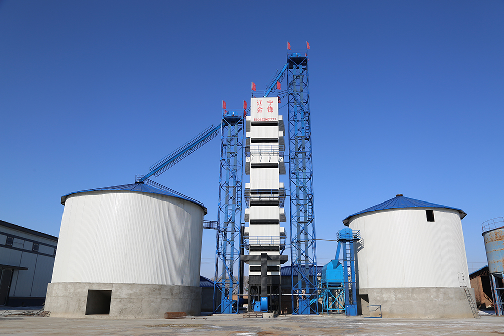 Tower for Rice Mill