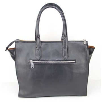Soft PU Women Shopping Tote Handbags