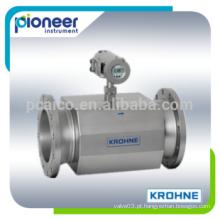 Krohne ALTOSONIC III Medidor de fluxo ultra-sônico de 3 feixes