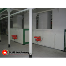 Hot-Air Circulation Drying Oven in Powder Coating Line