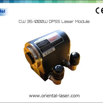 Diodo láser 200w do módulo industrial do laser da qualidade superior DPSS do equipamento do laser para venda