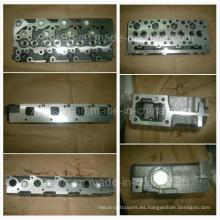 Cabeza de cilindro del hierro fundido de la pieza auto para el motor de Kubota V2203 / 2203 (OEM 01907-703040)