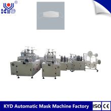 Máquina de fabricação de máscara de barco totalmente automática