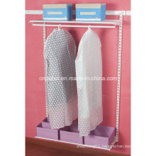 Wall Mounted Garments Storage Rack (LJ1017)