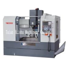 Centre d'usinage CNC Vmc850 de fabricant de machine Vmc Taian Haishu