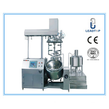 Stainless Steel Ointment Vacuum Emulsifying Machine