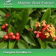 100% Natural Madder Root Extract (10: 1)