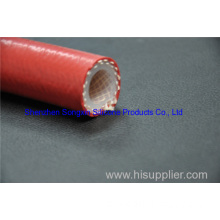 Colorful High Pressure Braided Silicone Hose