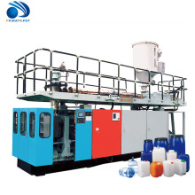 China usou a máquina plástica manual do equipamento do molde de sopro da extrusão em japão