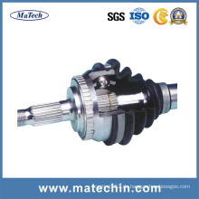 Kundenspezifische CNC-Fertigung Präzisionsbearbeitung Wellenschmieden