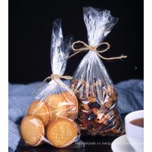 Упаковочный полиэтиленовый пакет Side Seal для пищевых продуктов