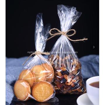 Bolsa de embalaje de PE con sello lateral para alimentos