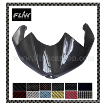 Carbon Fiber Tank Cover (for YAMAHA R6 07)
