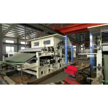 Auto dot line sealing small machine for non woven