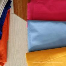 Taschentuch weiße Hemden Stoff TC plain shit Stoff 90gsm 100 g / m² 110 g / qm