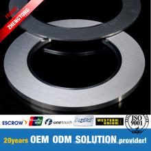 Lame ronde de machine de fente en acier enroulée pour des processeurs en acier