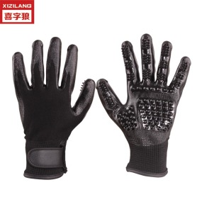 Unique design pet glove hands protective