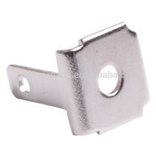 Espejos para automóviles Pieza de calefacción Calentador Terminal de latón niquelado