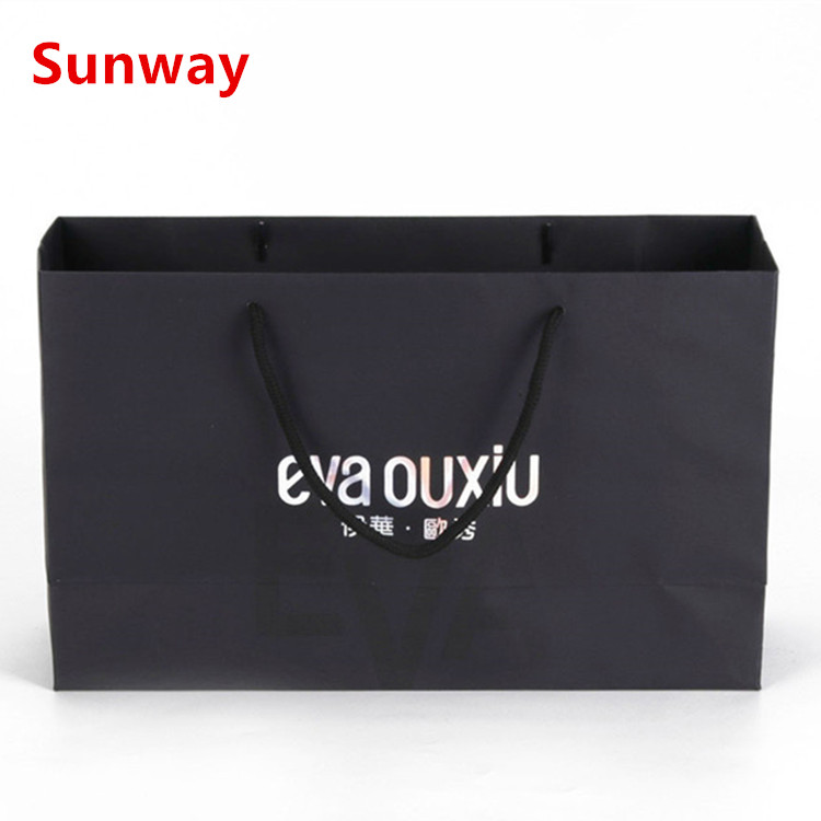 High Quality Paper Shopping Bags