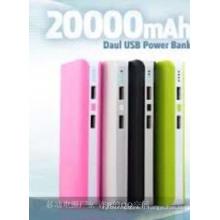 Banque de puissance de mini projets de 10000mAh Electronics pour le téléphone portable