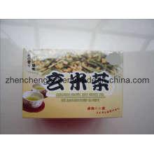 Sachet de thé vert japonais riz brun