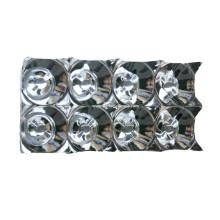 Лампа-дымоход с покрытием из алюминиевого пластика