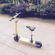 New 350W/36V Alloy Electric Scooter with Lithium Batteries (JY-ES28)