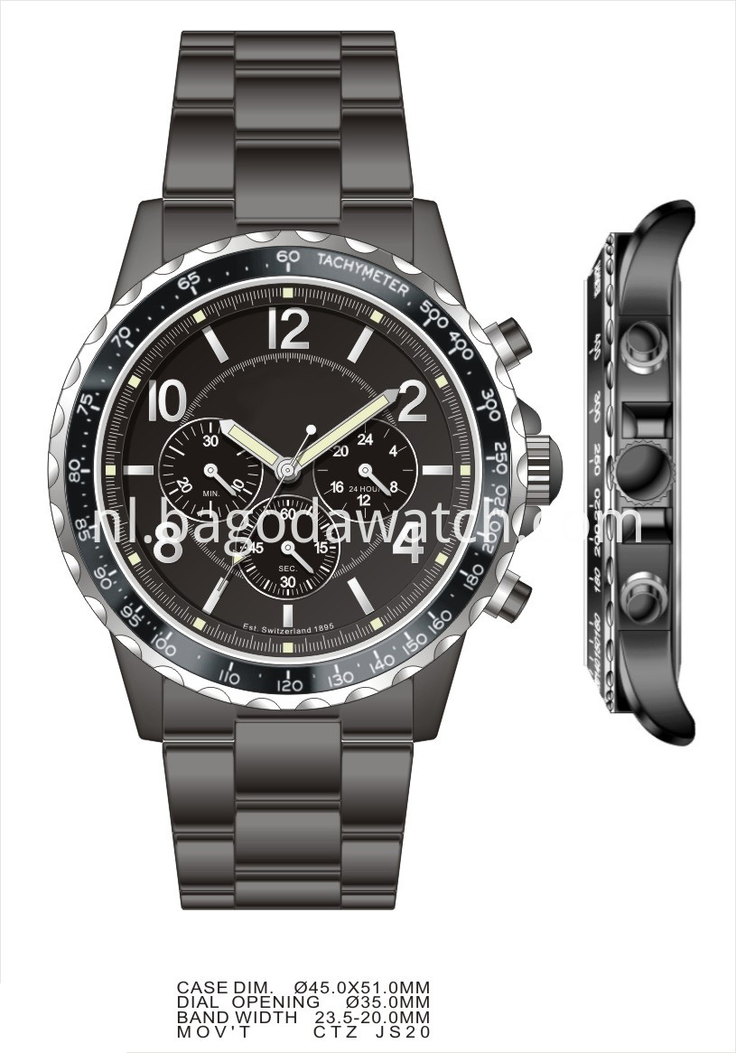 Big Dial Watches For Men