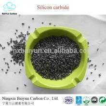 prix concurrentiel du carbure de silicium pour carborundum abrasif et réfractaire, SiC