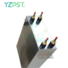 Condensador de película de calentamiento eléctrico componentes electrónicos 3100Hz