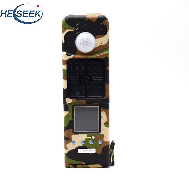 Wildlife Motion Game Camera for Hunting with GPS