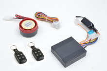 Motorcycle Alarm with Water Proof Remote System