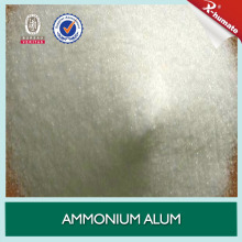 Top Supplier of Great Quality Ammonium Alum