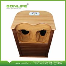 Qualidade máxima! Sauna infravermelha distante do pé, tambor do pé do raio do Infravermelho distante (FIR)