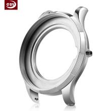 Parte modificada para requisitos particulares reloj del reloj del acero inoxidable del acabado del CNC