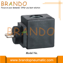 Bobina de solenoide de válvula hidráulica de 13 mm 12VDC 24VDC 18W