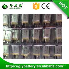 P502030 bateria de polímero de lítio para fone de ouvido bluetooth